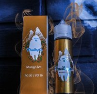 【在庫あり★即納可能】インドネシア産リキッド VapoRex Juice Mango Ice 60ml★ヴェポレックス ジュース マンゴー アイス