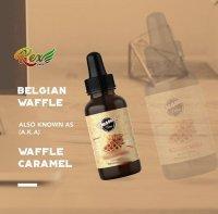 【在庫あり★即納可能】インドネシア産リキッド VapoRex Juice Belgian Waffle 60ml★ヴェポレックス ジュース ベルギーワッフル