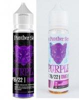 【在庫あり★即納可能】DR.VAPES The Purple panther/ICE 50ml★ドクターベイプス パープルパンサー/パープルアイス