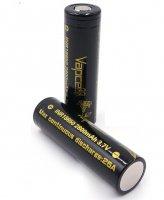 【在庫あり★即納可能】Authentic Vapcell INR 18650 battery 2800mah 25A★バップセル リチウム イオン ニッケル リチャージブル バッテリー★充電池