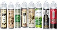 Vaporever/Zen Vape Premium E-Liquid 60ml 白桃烏龍茶/檸檬緑茶/烏龍茶/鉄観音/龍井茶/陳年プーアル茶/正山小種/菊花茶