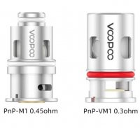 <img class='new_mark_img1' src='https://img.shop-pro.jp/img/new/icons55.gif' style='border:none;display:inline;margin:0px;padding:0px;width:auto;' />VOOPOO VINCI Kit/VINCI R Kit/Drag Baby Trio Tank用 PnP交換コイル 5個入りセット