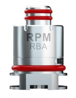 【お取り寄せ★納期 最長 約1ヶ月】SMOK RPM 40用 RBAコイル★リビルド可能