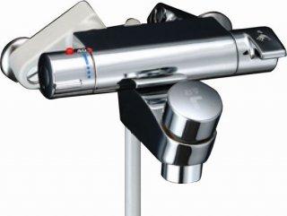 INAX BF-2141TSD セルフスットップ付シャワーバス水栓 壁付サーモスタット 洗い場用 一般地用