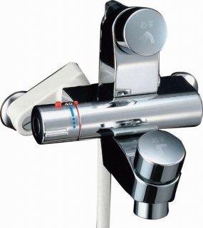INAX BF-2142TSD セルフスットップ付シャワーバス水栓 壁付サーモスタット 洗い場専用 一般地用