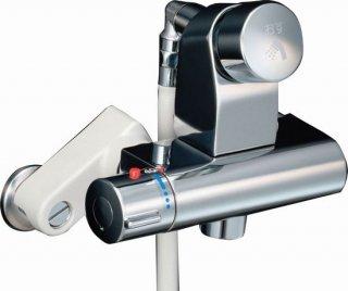INAX BF-2241TSD セルフスットップ付シャワー水栓 壁付サーモスタット 洗い場専用 一般地用