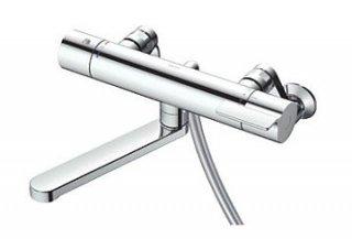 TOTO TBV03401J 壁付サーモスタット混合水栓 コンフォートウエーブシャワー GGシリーズ 一般地用
