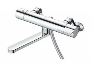 TOTO TBV03403J 壁付サーモスタット混合水栓 コンフォートウエーブ(めっき)シャワー GGシリーズ 一般地用