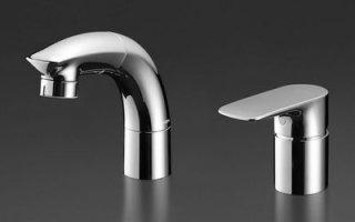 TOTO 洗面所用水栓 TLG05301J シャンプー水栓 シングルレバー混合栓 一般地用