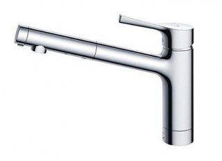 TOTO TKS05304J 台付シングル混合水栓(吐水切り替えタイプ) GGシリーズ 一般地・寒冷地用