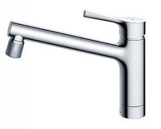 TOTO TKS05303J 台付シングル混合水栓(吐水切り替えタイプ)GGシリーズ 一般地寒冷地用