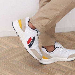 KNL-0002 WHITE <br>ライフスタイルスニーカー