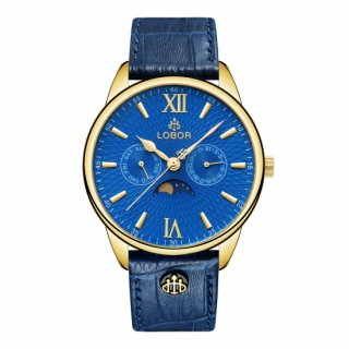 MERIDIAN SOLSTICE BLUE 40mm