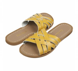 Retro Slide Mustard (Women)