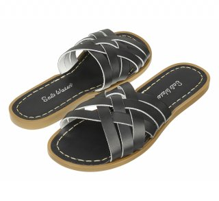Retro Slide Black (Women)