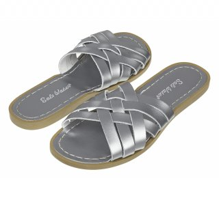 Retro Slide Pewter (Women)