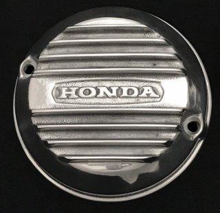 CB400F ポイントカバー<HONDA>