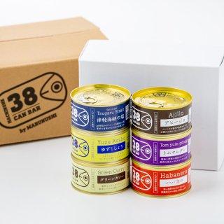 八戸サバ缶バー6缶セット