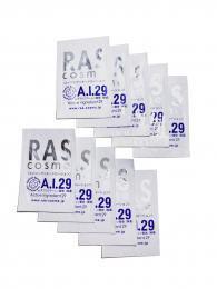 RAS A.I.29 [1回分10枚]