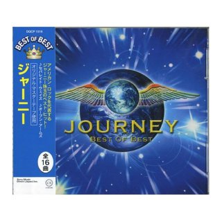 CD JOURNEY(ジャーニー) BEST OF BEST DQCP-1518|管理10-A