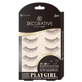 DECORATIVE EYELASH PLAY GIRL 上まつ毛用 No.27 SE85559|管理5-A