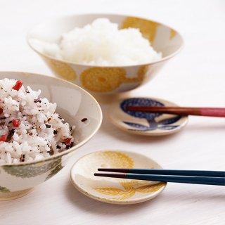 ダリア 小皿(カトラリーレスト)|土もの