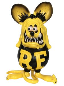 "193 RAT FINK ""Yellow"""