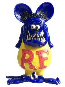 """194 RAT FINK """"Violet Blue"""""""