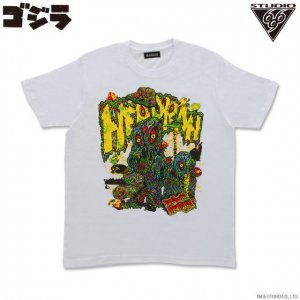 ヘドラ Tシャツ feat.STUDIO696