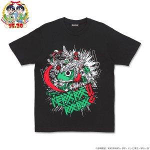 ケロロ軍曹 Tシャツ ケロロロボUC feat.STUDIO696 A