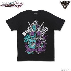 仮面ライダージオウ アナザーダブル Tシャツ feat.STUDIO696