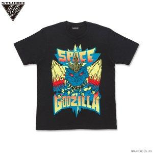 スペースゴジラ Tシャツ feat.STUDIO696