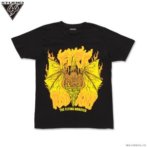 ファイヤーラドン Tシャツ feat.STUDIO696