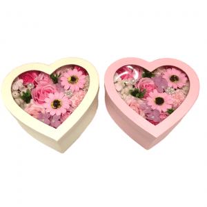 【ミレニアムソープ】ハートBOX(2色)