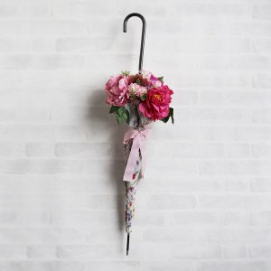Umbrella Bouquet|Botanical Flower