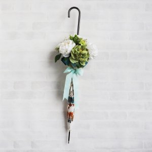<img class='new_mark_img1' src='https://img.shop-pro.jp/img/new/icons58.gif' style='border:none;display:inline;margin:0px;padding:0px;width:auto;' />Umbrella Bouquet|Scarf-Green