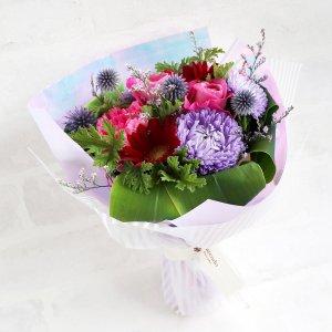 """【生花】 """"Flowers Go To"""" ブーケ"""