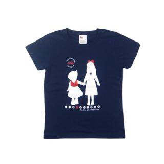【ハイジの日グッズ】子供半袖Tシャツ 100 HEIDIDAY2014