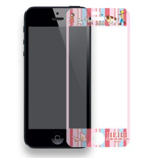 【i Phone5専用】液晶保護シール みんなでおでかけ