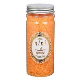 ニニ オレンジソルト ボトルタイプ400g