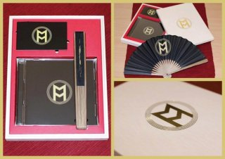 【数量限定!】MIZUNO METHOD 初回限定盤 桐箱入り!! 記念扇子!! 特別ブックレット付豪華パッケージ。