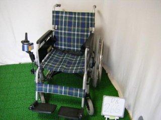 カワムラサイクル/ヤマハ 電動車椅子 JW-1 (DK-268)