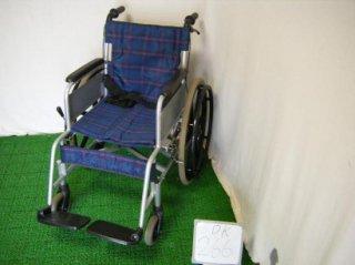 ナブテスコ 電動車椅子 ハイパー型アシストホイール NAW-22C-SD (DK-266)