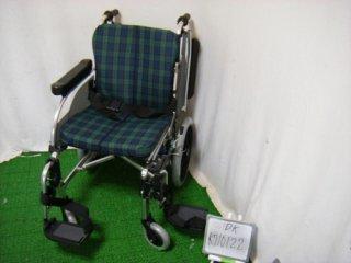 【中古電動車椅子】ナブテスコ 電動車椅子 ハイパー型アシストホイール NAW-16C-DT-HP (DK-K710122)