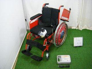 ヤマハ 電動車椅子 JWX-1