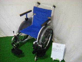 【中古車椅子】松永製作所 自走式車椅子 TT-01 (WC-K810161)