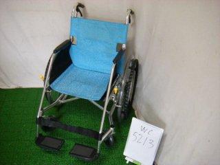 【中古車椅子】《Bランク》松永製作所 自走式車椅子 USL-1B (WC-5213)