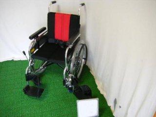ミキ 自走式車椅子 MQ-40SW (WCMI228)