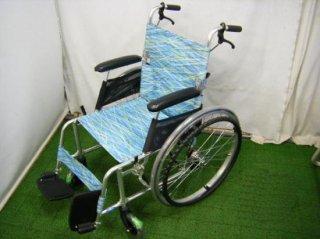 日進医療器 自走式車椅子 NA-L8 (WCNS221)