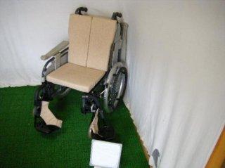 パラマウントベッド 自走式車椅子 KK-360SB(WCP203)